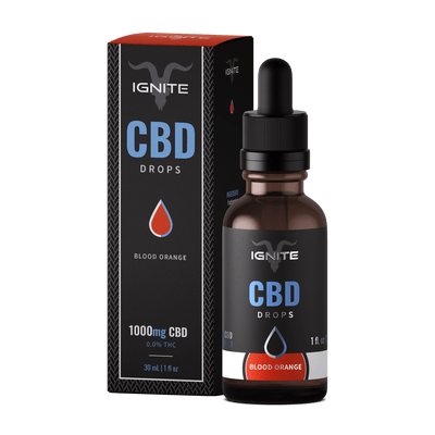 1000mg CBD Oil Drops