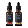 1000mg CBD Oil Drops (2 Pack)