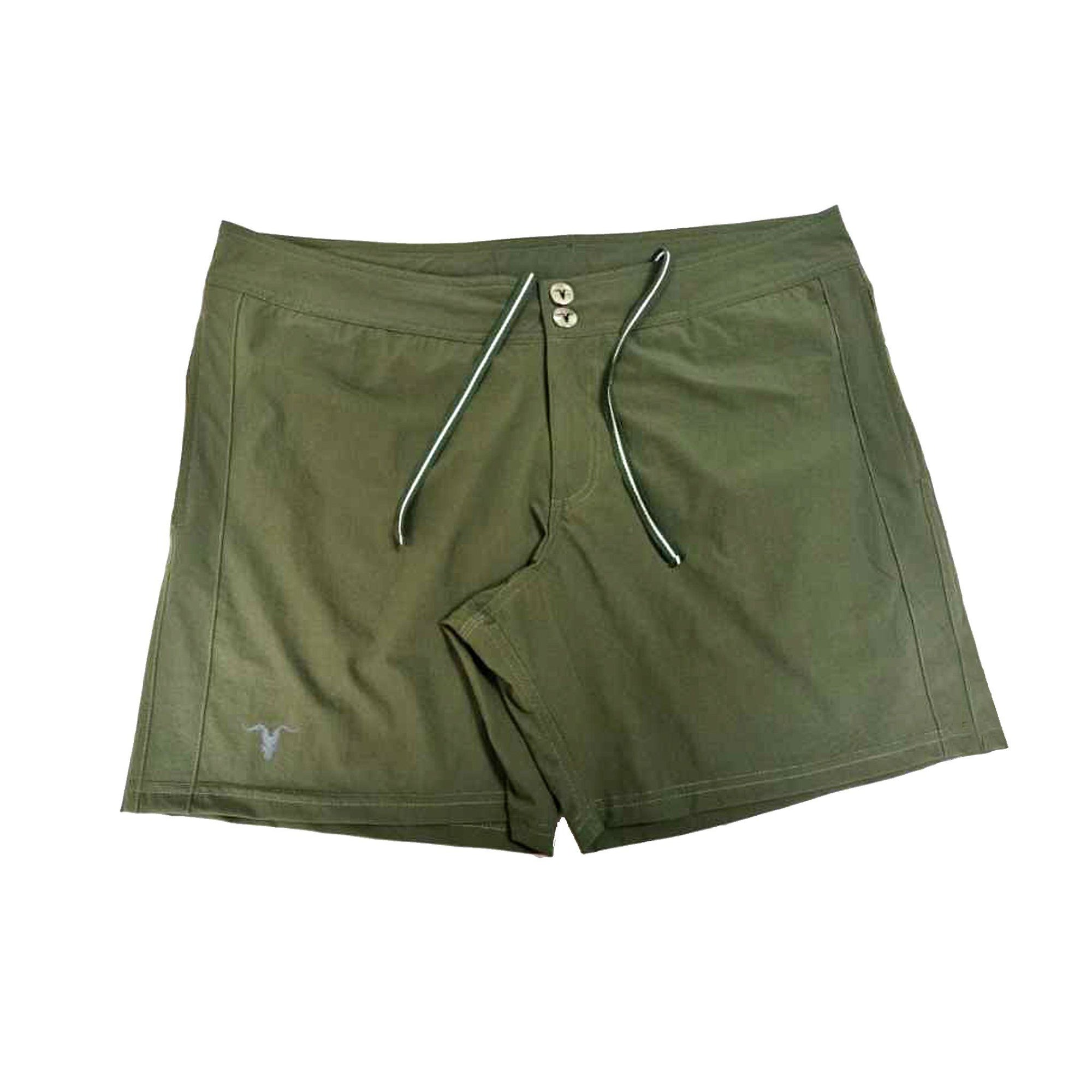 Men's Swim Shorts - Green
