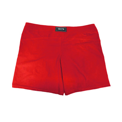 Men's Swim Shorts - Red