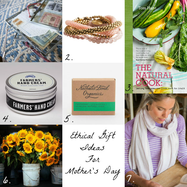 ethical gift ideas for mothers day