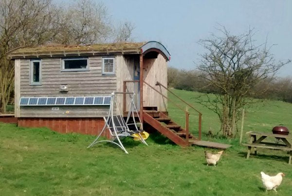 eco friendly holidays in the peak district uk