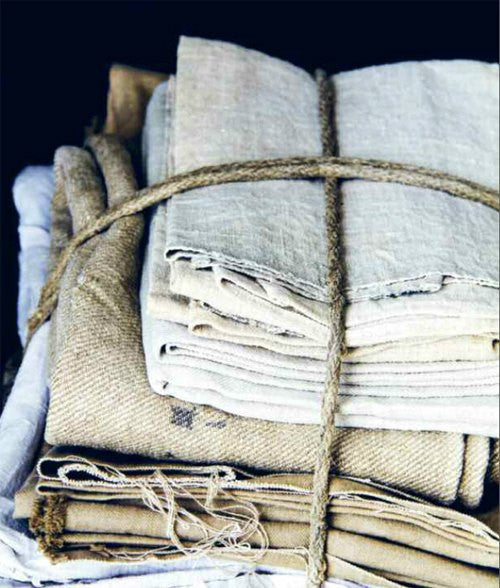 linen is strong and durable