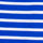 med blue stripe