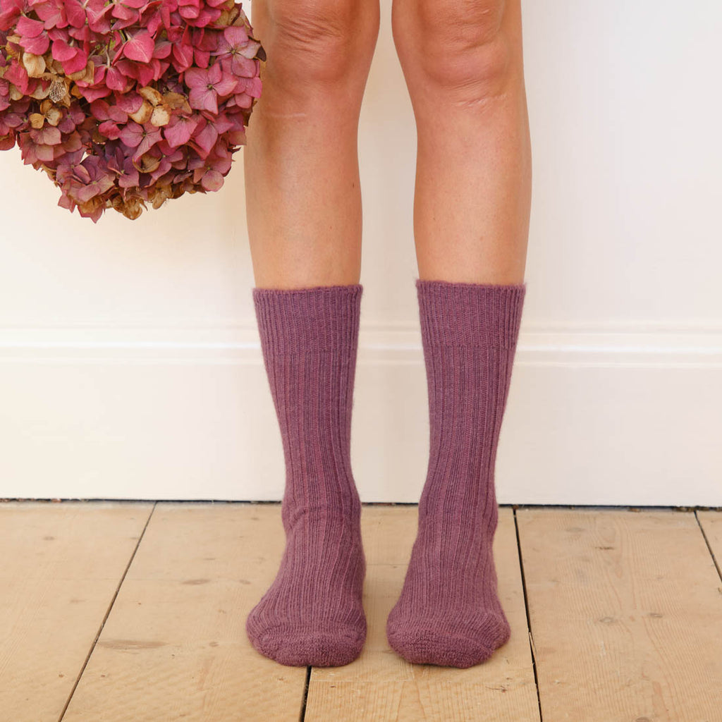 alpaca walking socks