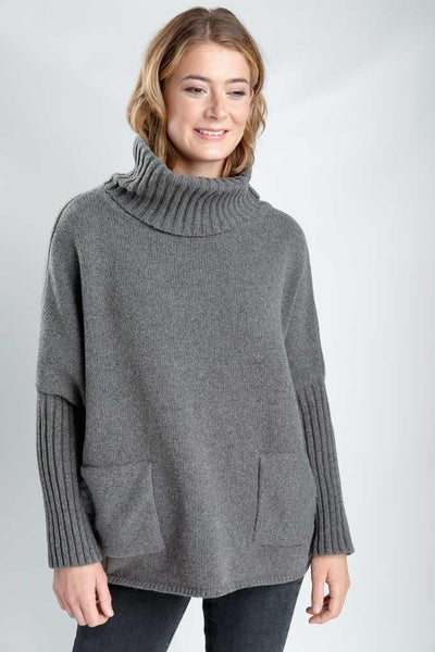 Adela Oversized Sweater - BIBICO