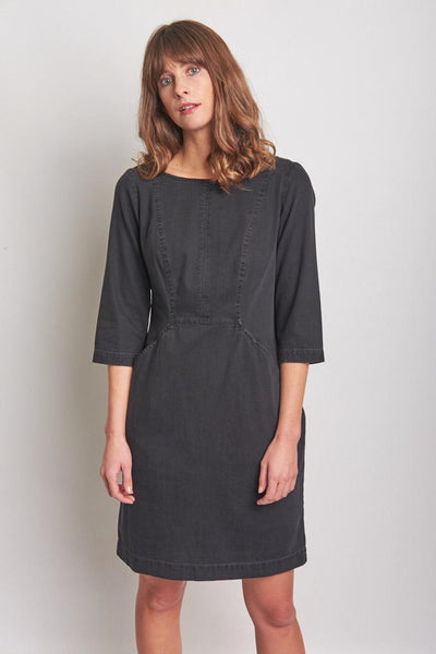 Amanda Denim Day Dress - BIBICO