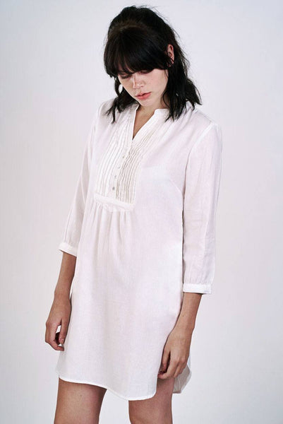 Angie Pleated Tunic - BIBICO