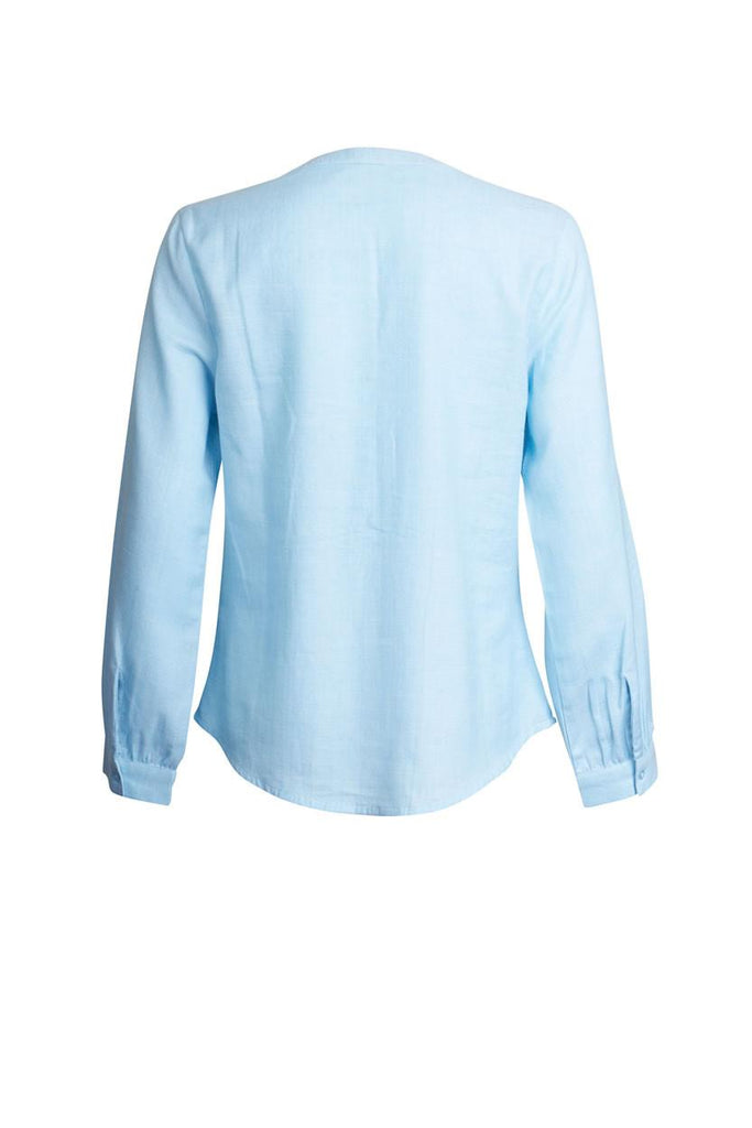 Audrey Embroidered Shirt - BIBICO