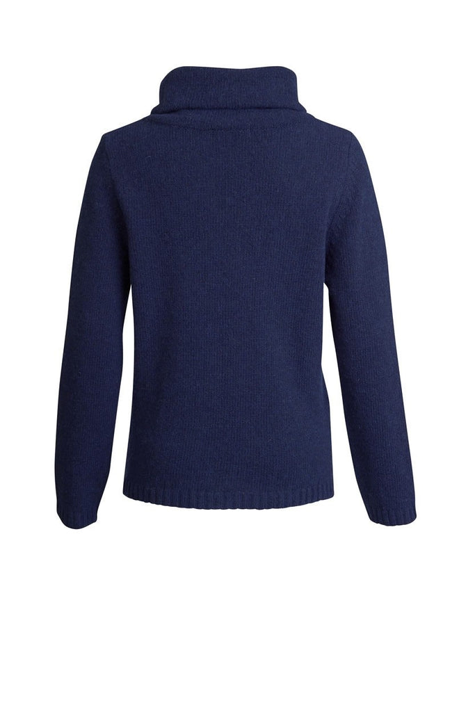 Ava Turtle Neck Jumper - BIBICO