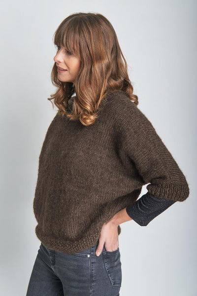Cara Hand Knitted Jumper - BIBICO