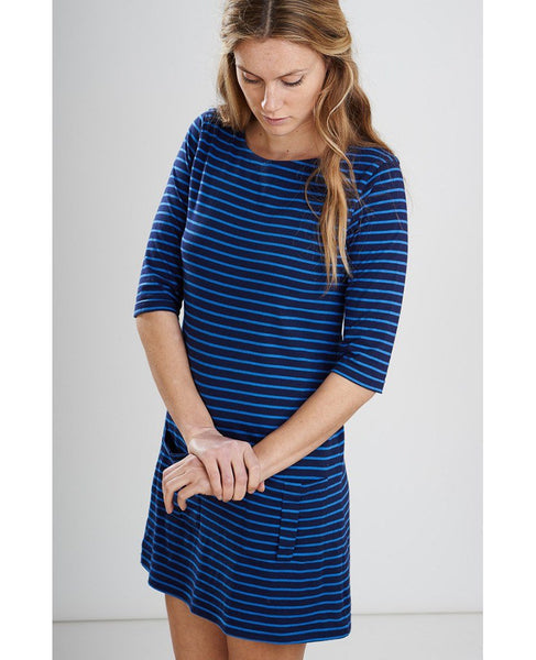 Classic Breton Striped Tunic - BIBICO