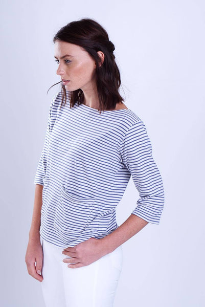 Classic Sailor T in Organic Cotton - BIBICO