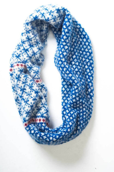 Fair Isle Snood - BIBICO