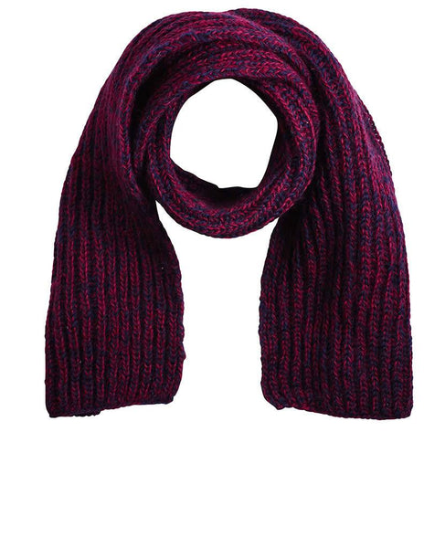 Fisherman's Ribbed Scarf - BIBICO
