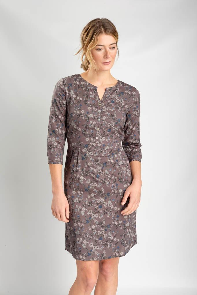Floral Margot Casual Dress - BIBICO