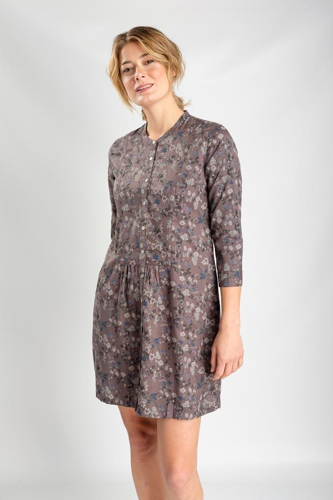 Floral Matilde Day Dress - BIBICO