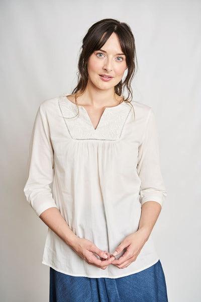 Gracie Blouse - BIBICO