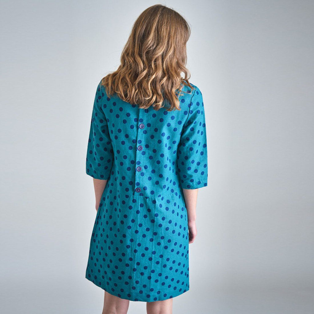 Josie Dotty Tunic Dress dress BIBICO