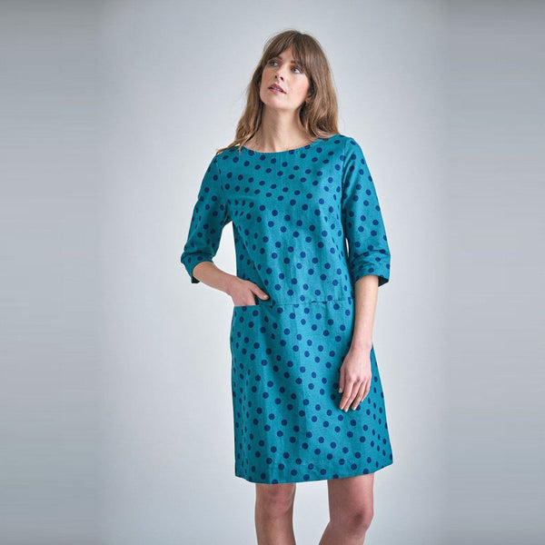 Josie Dotty Tunic Dress Bibico