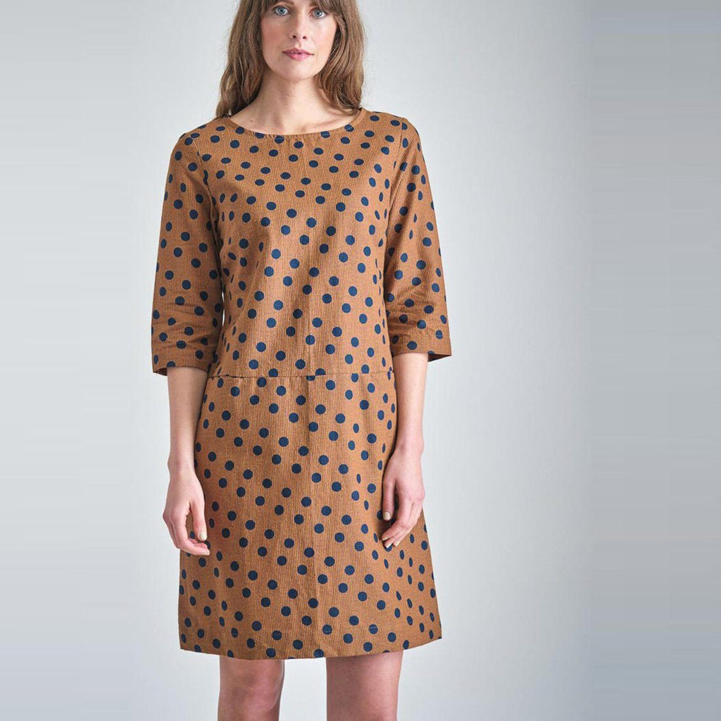 Josie Polka Dot Tunic Dress dress BIBICO