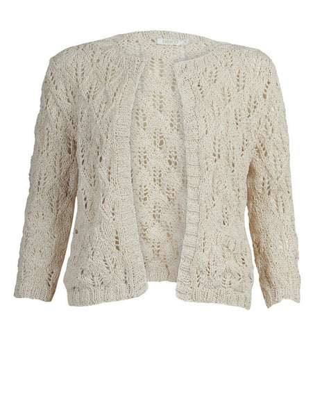 Lacy Open Cardigan - BIBICO