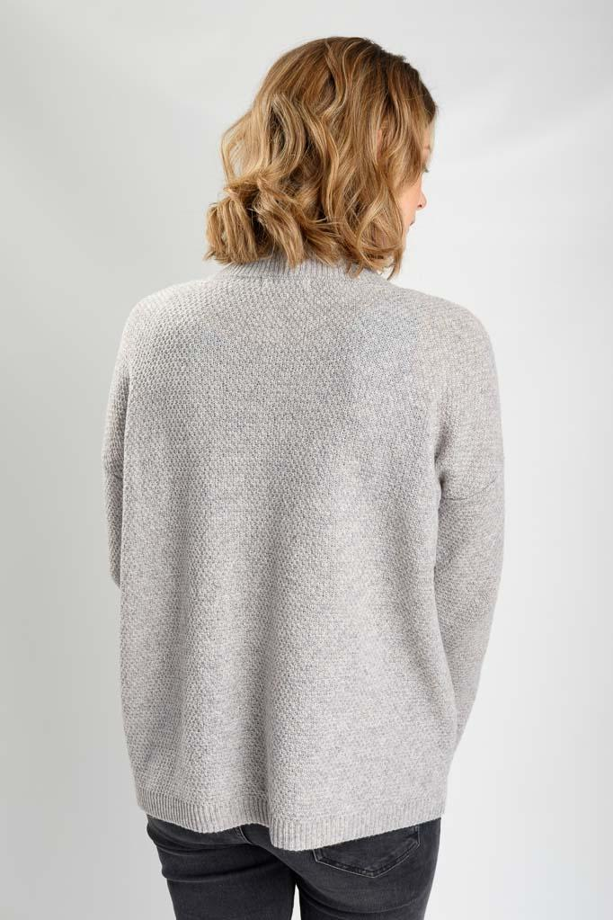 Lauren Boxy Wool Jumper - BIBICO
