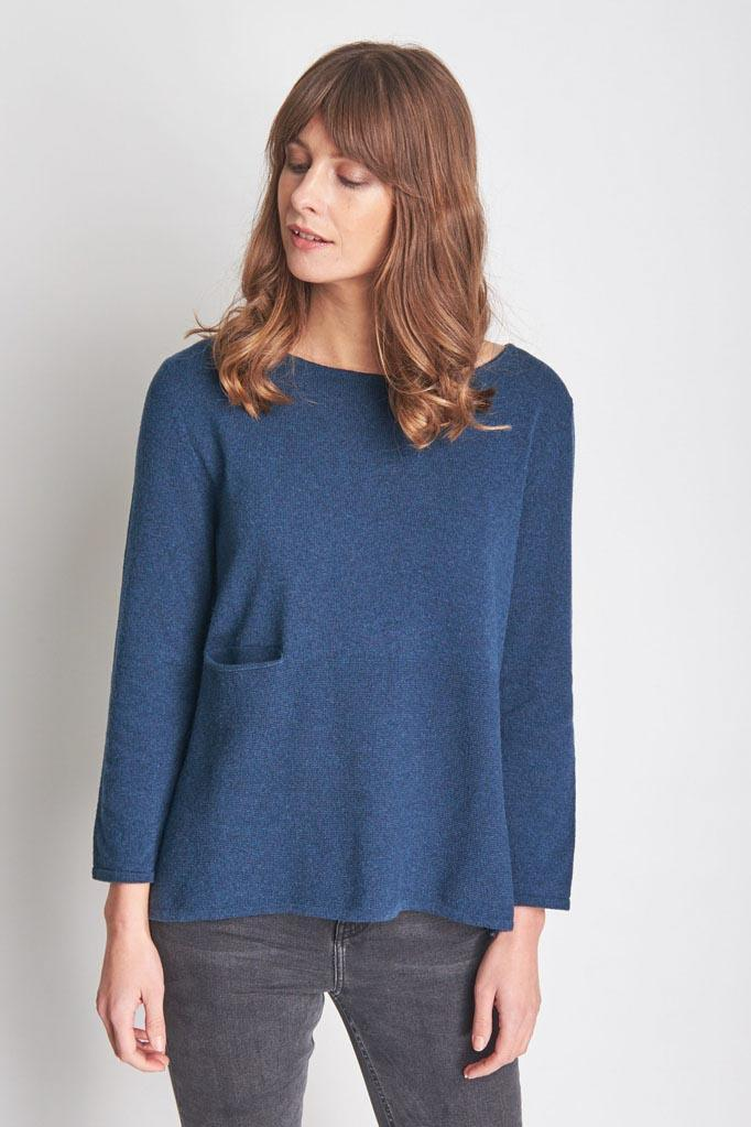 Lauren Fine Wool Jumper - BIBICO