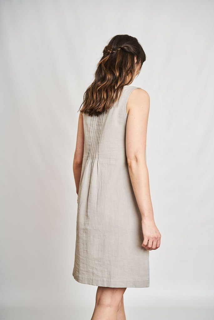 Margot Sleeveless Dress - BIBICO