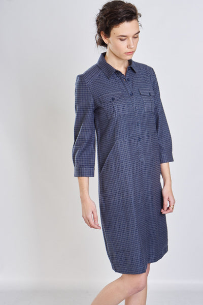 Marion Shirt Dress - BIBICO