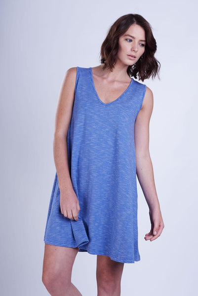 Organic Cotton Swing Tunic - BIBICO