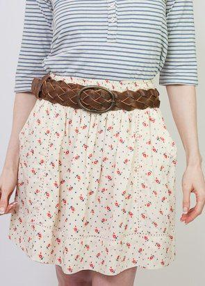 Pleated Belt - BIBICO