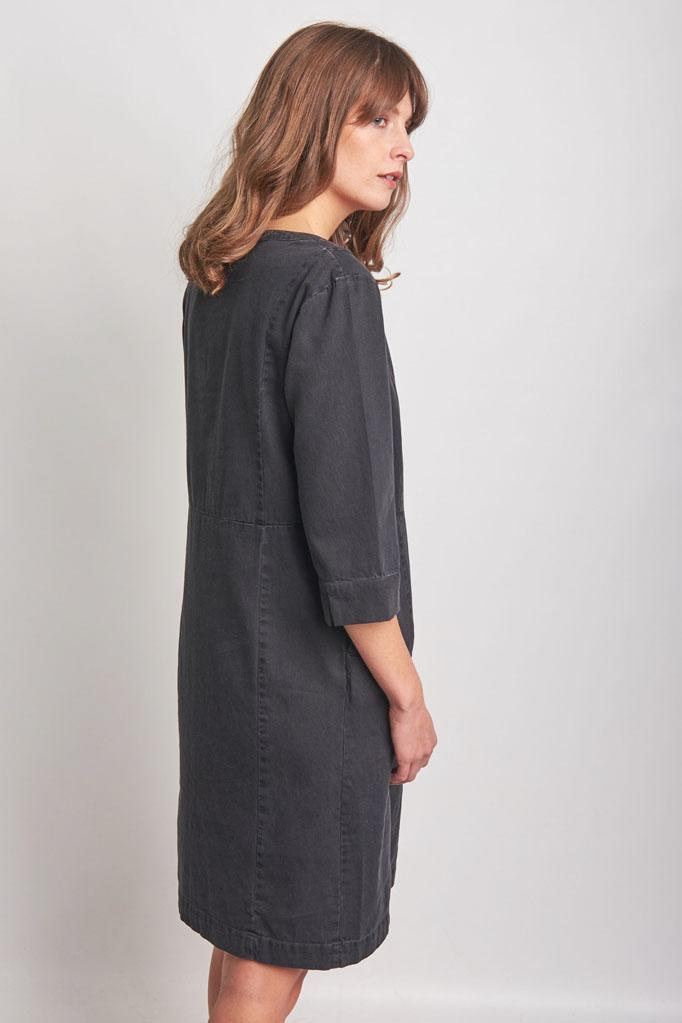 Rebecca Denim Day Dress - BIBICO
