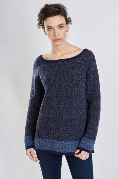 Sam Fair Isle Jumper - BIBICO