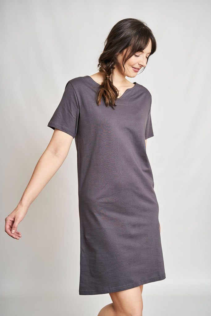 Sara Organic Day Dress - BIBICO
