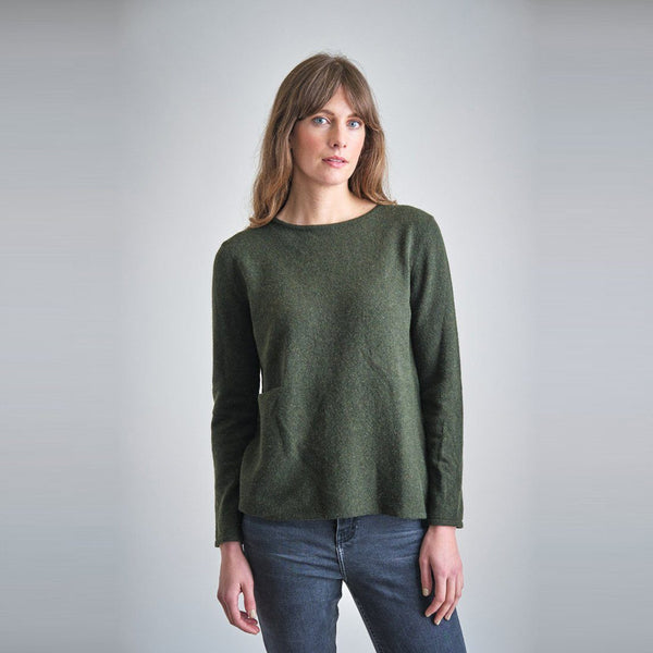 Tessa Knit Wool Jumper Bibico