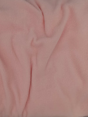 Polar Fleece - Baby Pink - 1.2 x 1.6m Pre cut