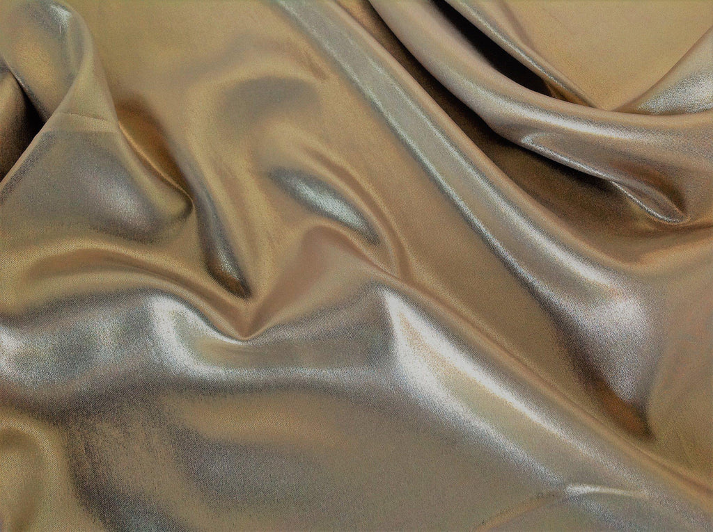 Dancer Satin - Full Foil - Old Gold