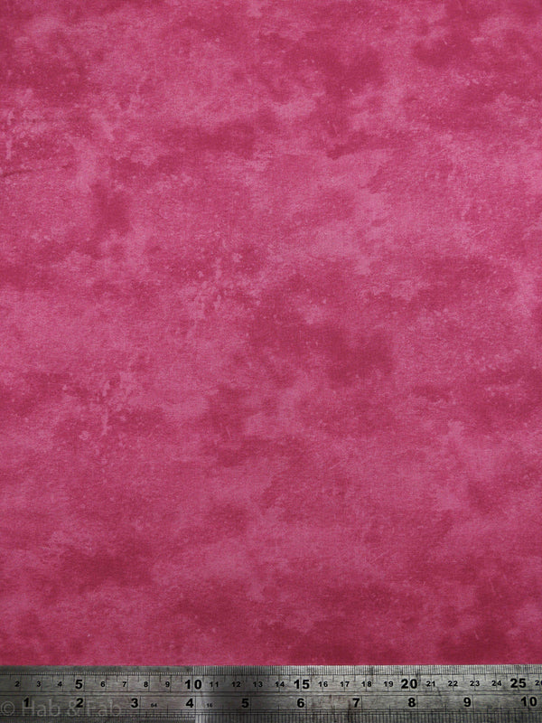 100% Cotton - Waterclouds - Pink