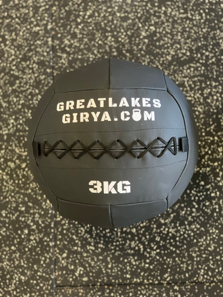 Reinforced Wall Ball - Great Lakes Strength Manufacturing