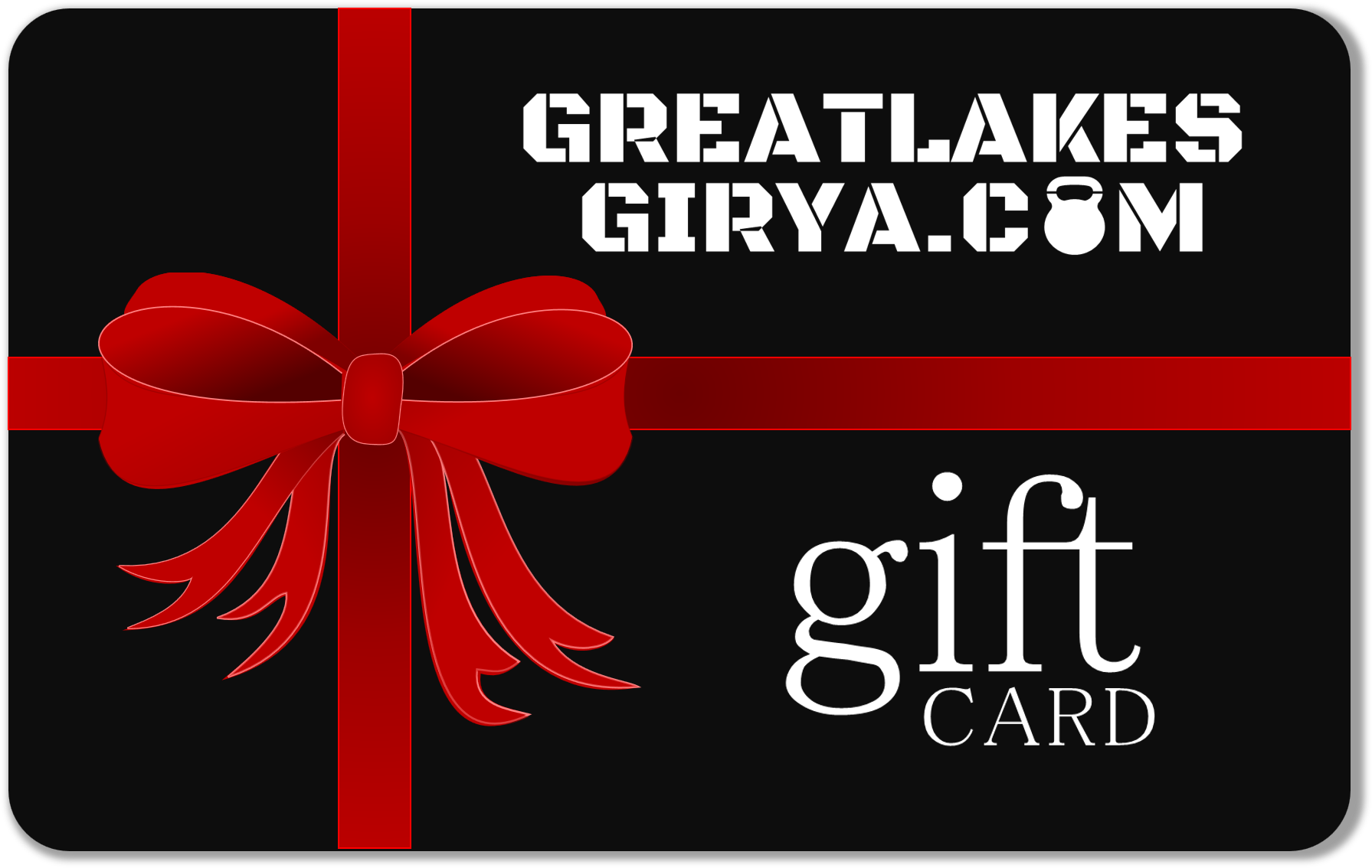 Gift Card - Great Lakes Strength Manufacturing