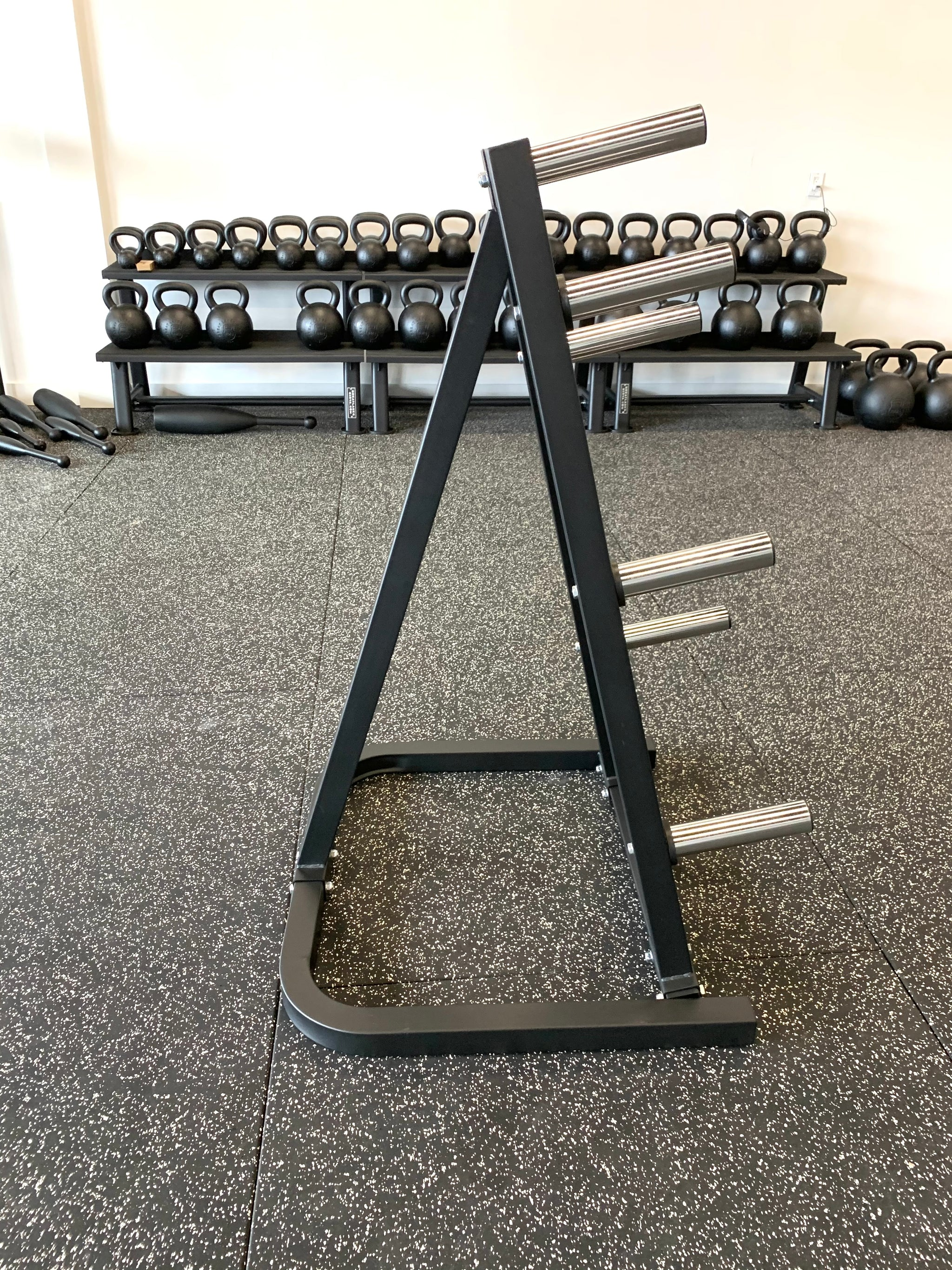Weight Plate Tree - Great Lakes Strength Manufacturing