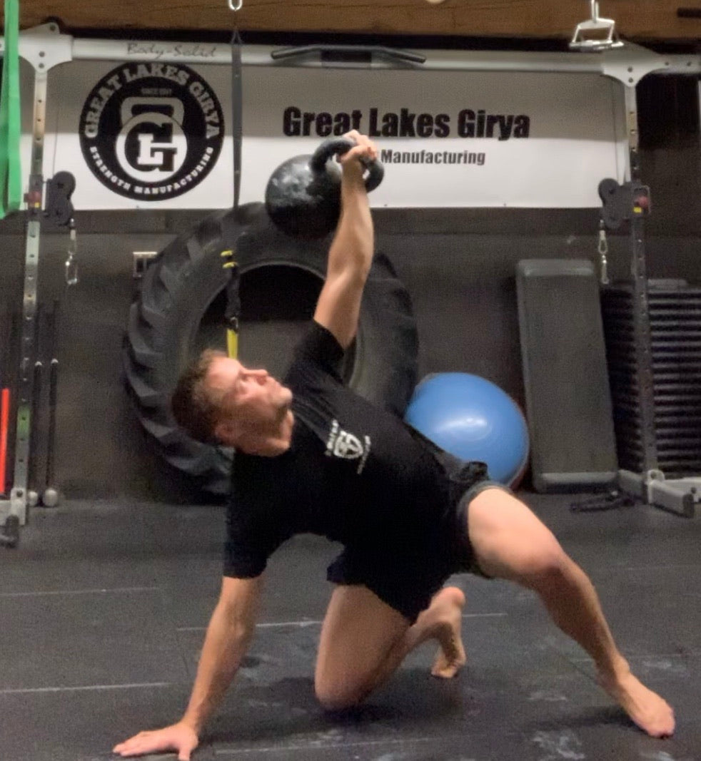 6 sessions intro package - Great Lakes Strength Manufacturing
