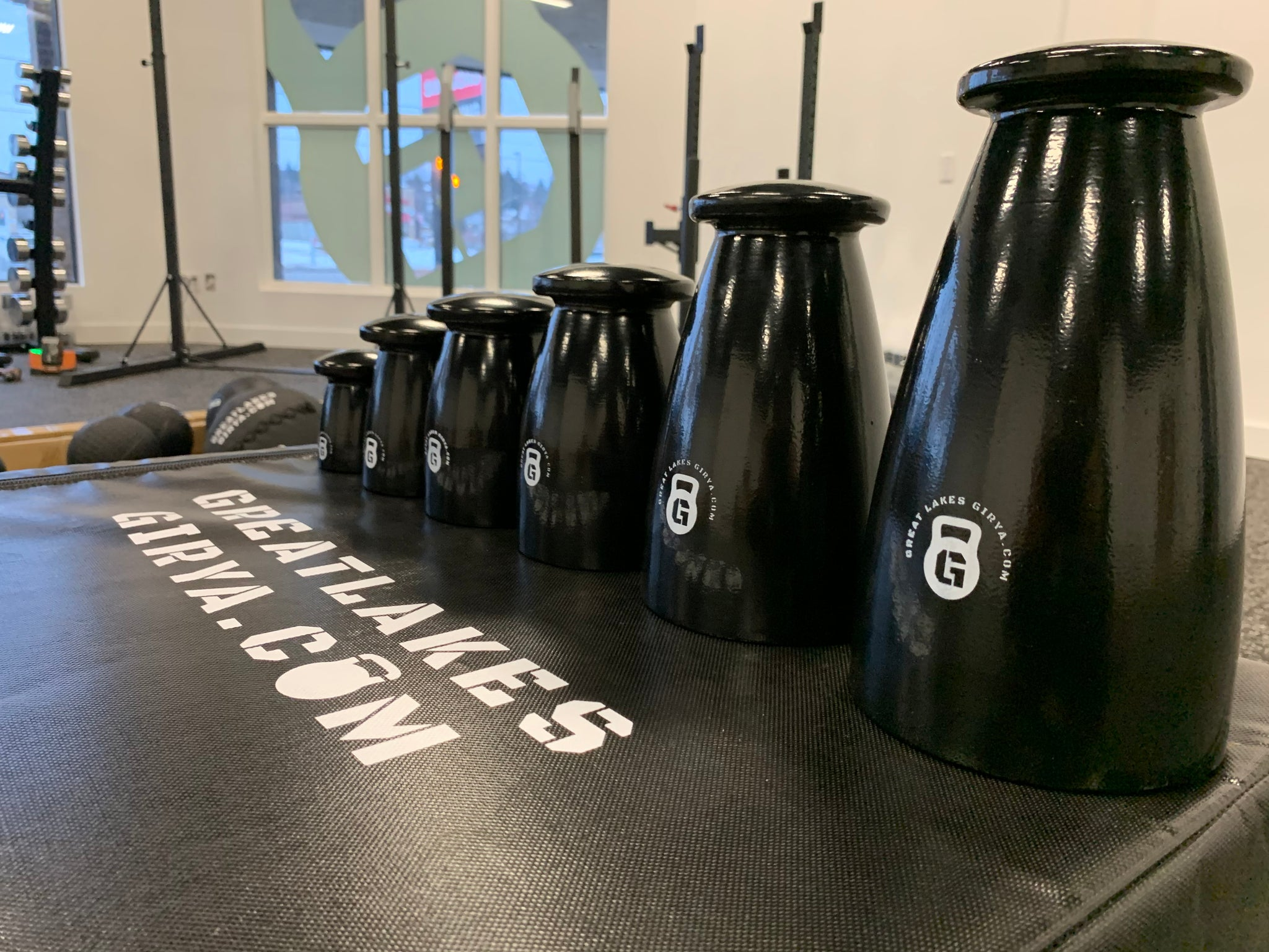Shroom Weights - Great Lakes Strength Manufacturing