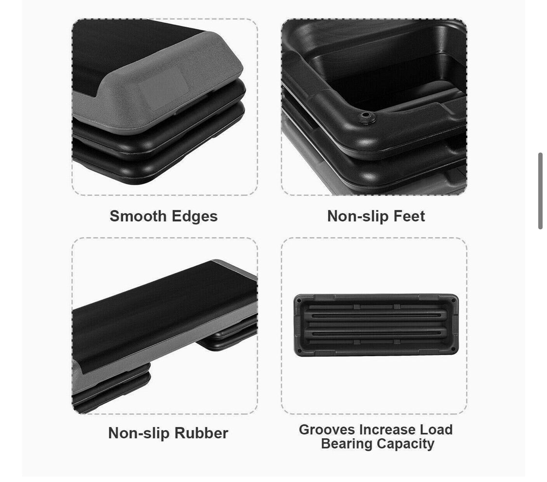 Step and risers - Great Lakes Strength Manufacturing