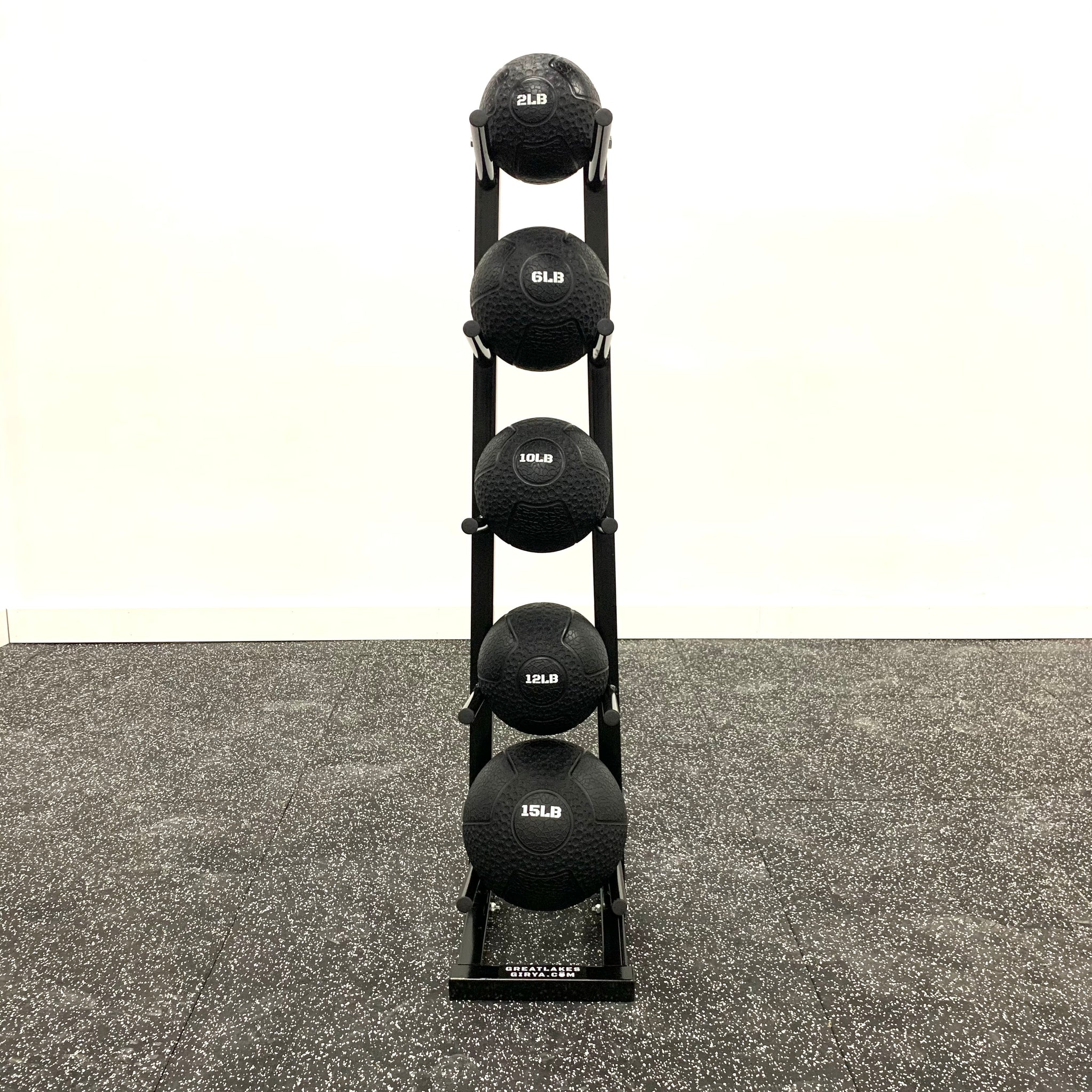 Medicine Ball Rack - Great Lakes Strength Manufacturing