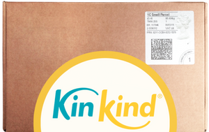KinKind Gift Card letterbox delivery