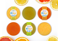 Load image into Gallery viewer, citrus shampoo bar for teens | shampoo bar greasy hair