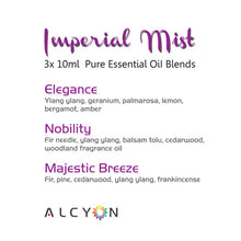 Imperial Mist Collection - 100% Pure Essential Oil Blends