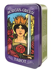 Tarot in a Tin